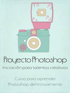 Curso online iniciación a Photoshop