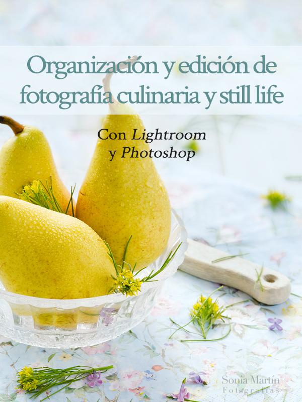 Organización y edición culinaria