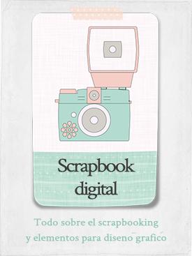 curso online scrapbooking digital y elementos de diseño gráfico