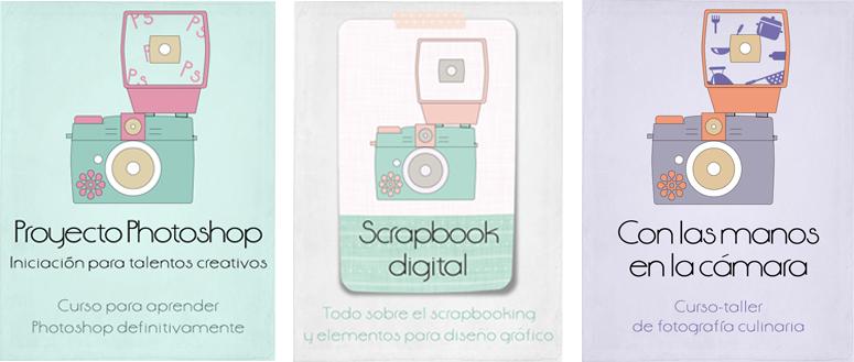 Cursos online fotografía y Photoshop