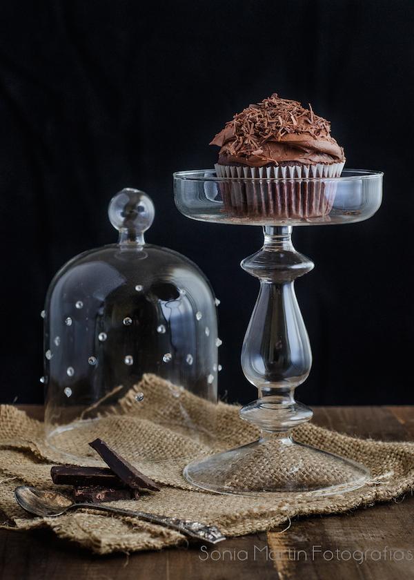 Cupcake Devil's Food