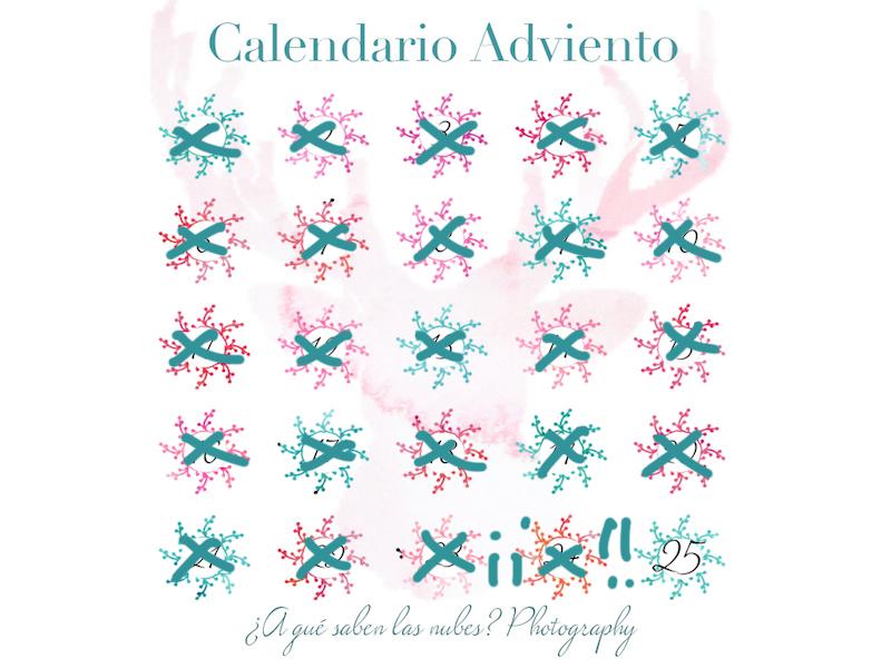 Día 24. Calendario de Adviento