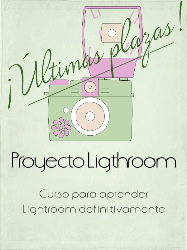 Curso online Lightroom