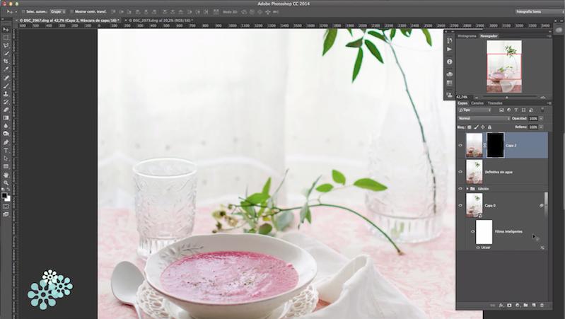 Cómo sustituir una parte de una fotografía por otra con Photoshop