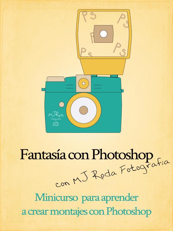 curso online de montajes fotográficos con Photoshop