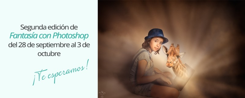 Minicurso online de montajes fotográficos con MJ Roda segunda edición