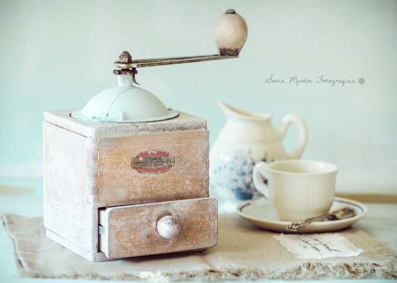 restaurar molinillo de café
