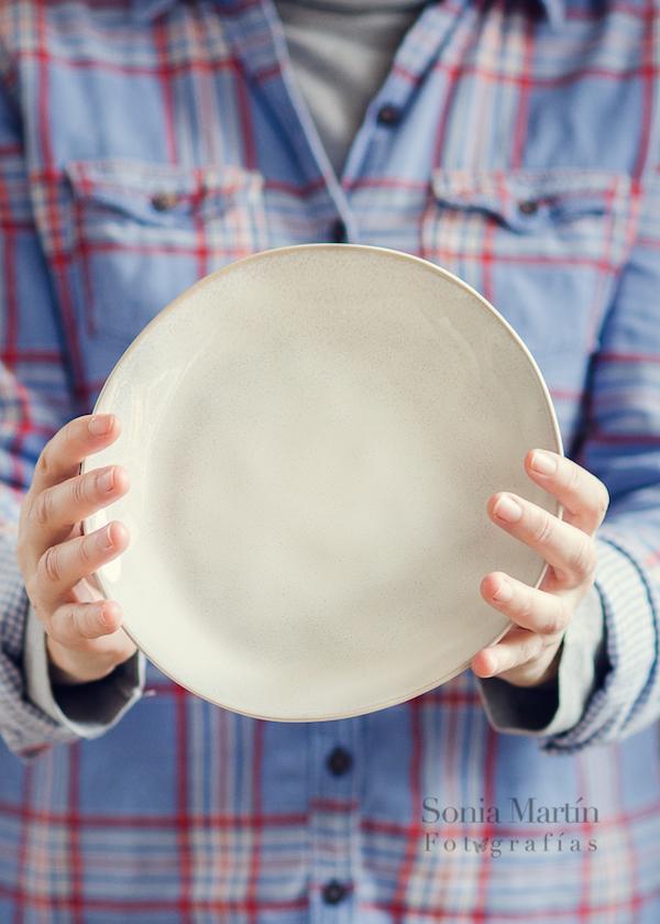 Props para fotografía culinaria plato