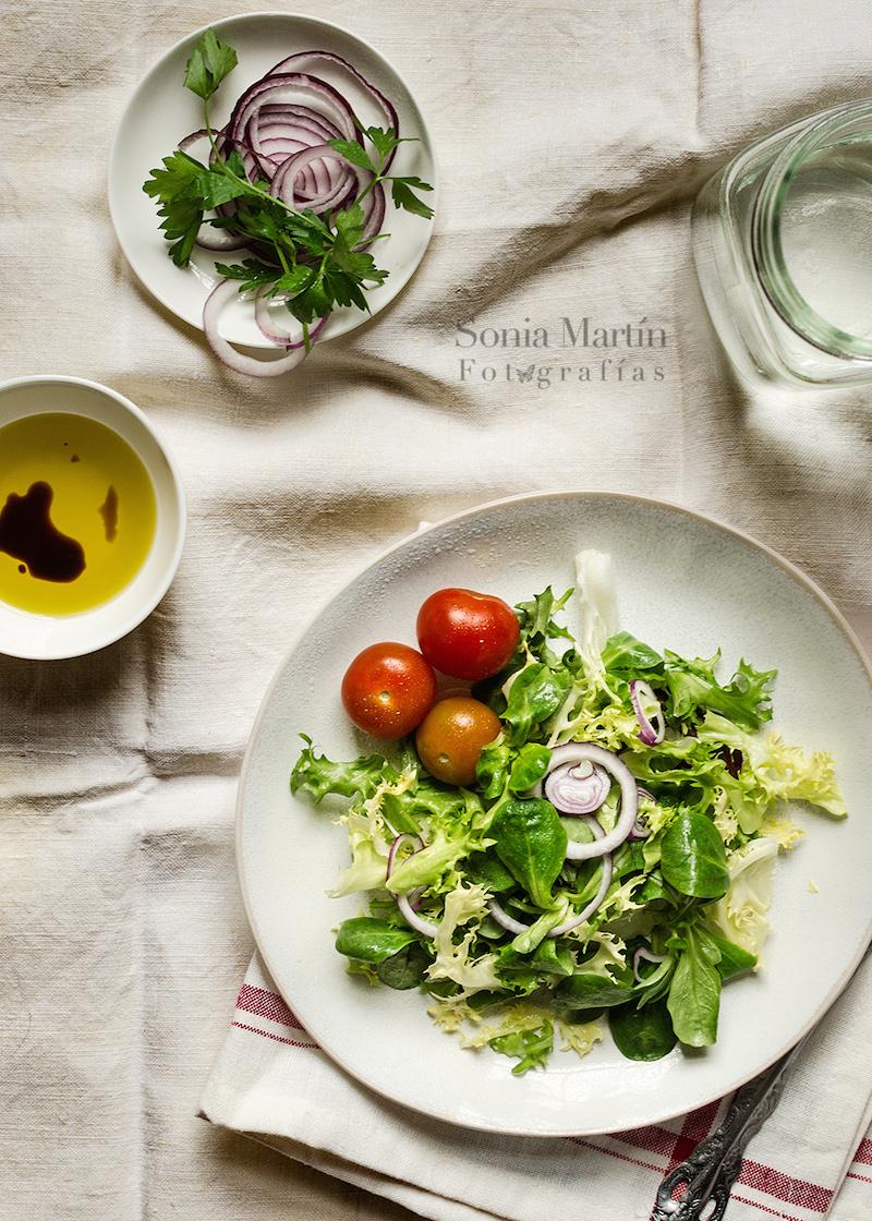 complementos baratos para fotografía culinaria