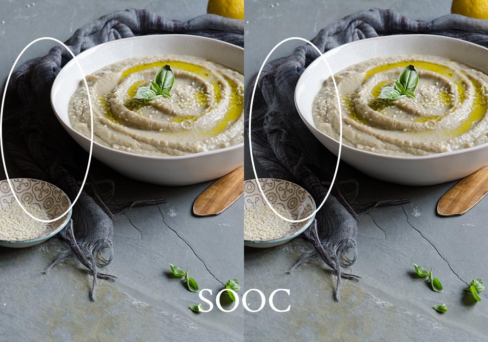 Collage receta mutabal