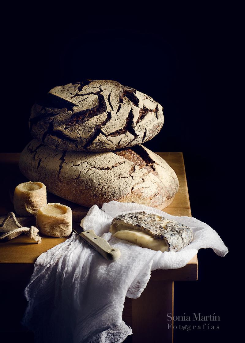 Consejos para fotografiar pan