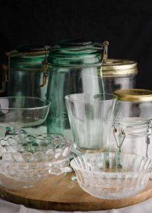 Cristalería - La tienda de ¿A qué saben las nubes? - Productos vintage
