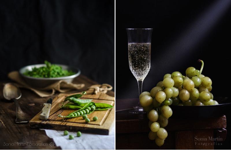 Usos de la glicerina en fotografía culinaria