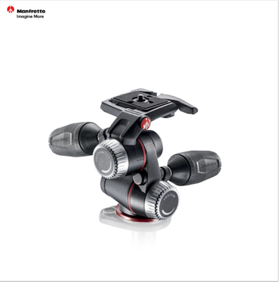 rótula Manfrotto MHXPRO-3W