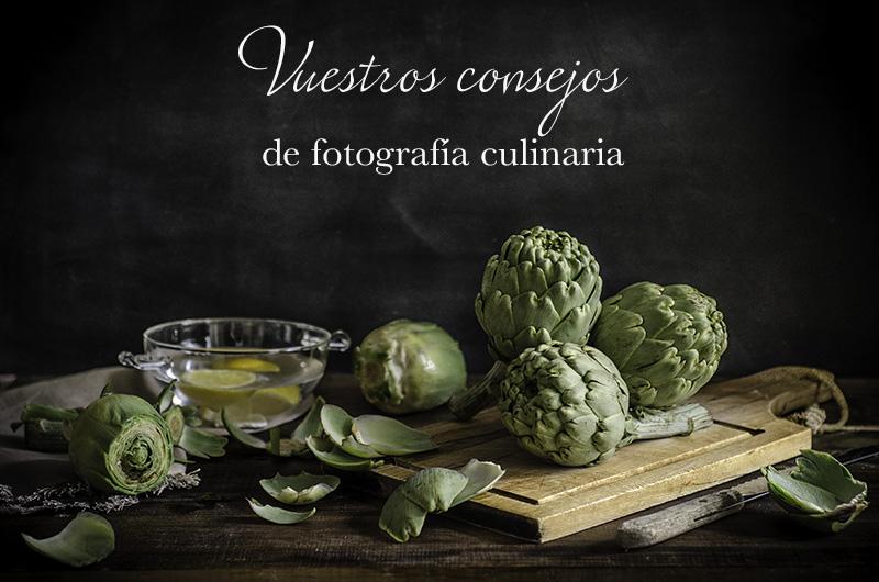 Consejos de fotografía culinaria
