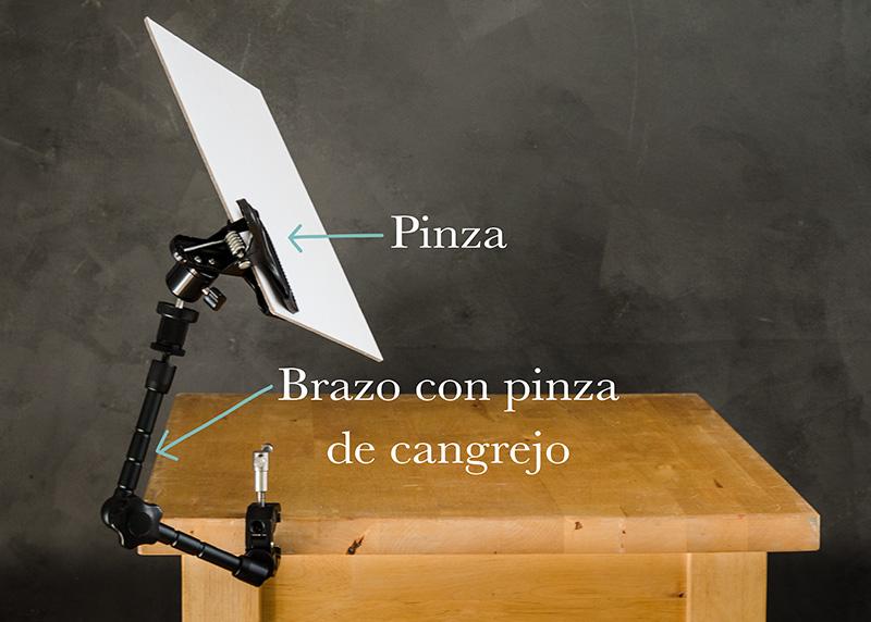 Esquemas de iluminación en fotografía culinaria