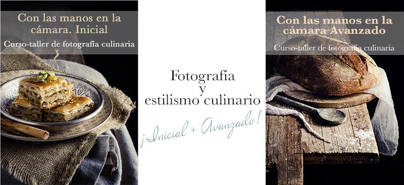 cursos de fotografía culinaria