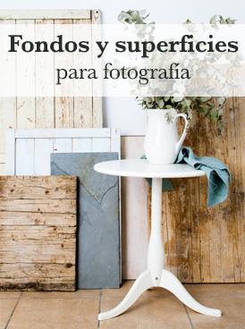 curso de fondos y superficies para fotografía