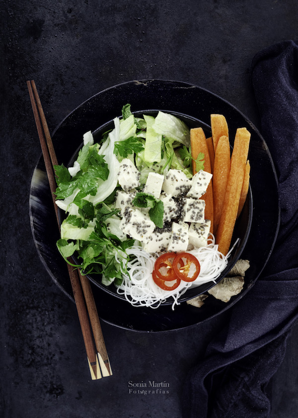 Cómo editar tus fotografías culinarias