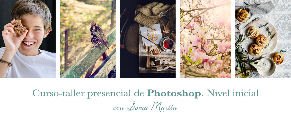 curso presencial de photohsop