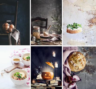 Fondos para fotografía culinaria