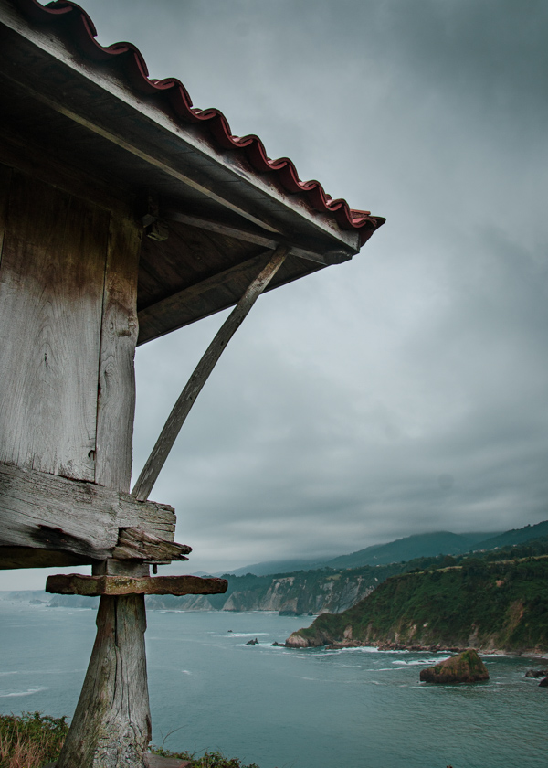 Asturias. La Regalina, Cadavedo