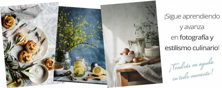 curso online fotografía culinaria