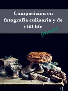 composición en fotografía culinaria