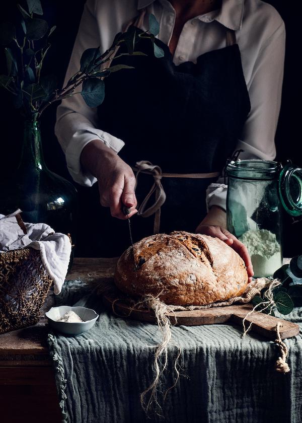editar tus fotos culinarias con Lightroom