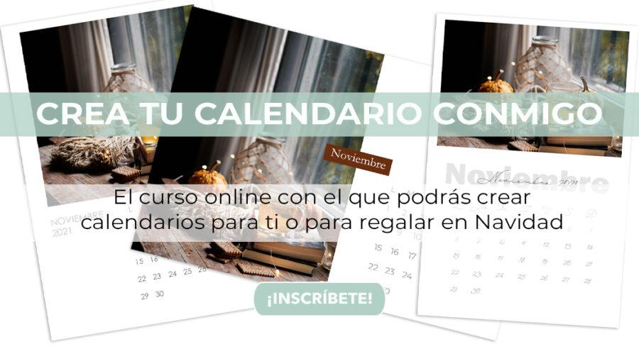 calendario con Photoshop